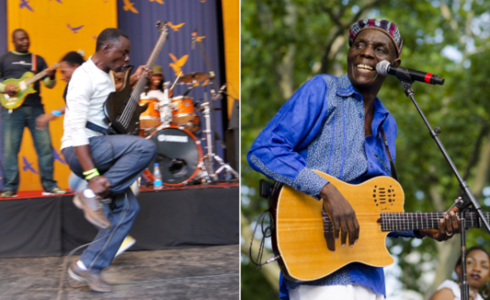 Zimbabwe's Music Legends to Share Stage